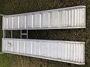 Производство 7200 кг сходни алюминиевые, фото 2