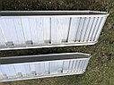 Производство 7200 кг сходни алюминиевые, фото 3