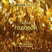 Годовой (990 в месяц) Black Kassa (Bkassa) онлайн касса ККМ (кассовый аппарат)