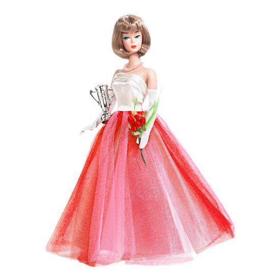 """Barbie """"Gold Label"""" Коллекционная кукла Барби """"Очаровательная Кампус"""""""