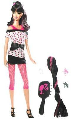 "Barbie ""Top Model"" Кукла Тереза с накладными волосами, Барби"