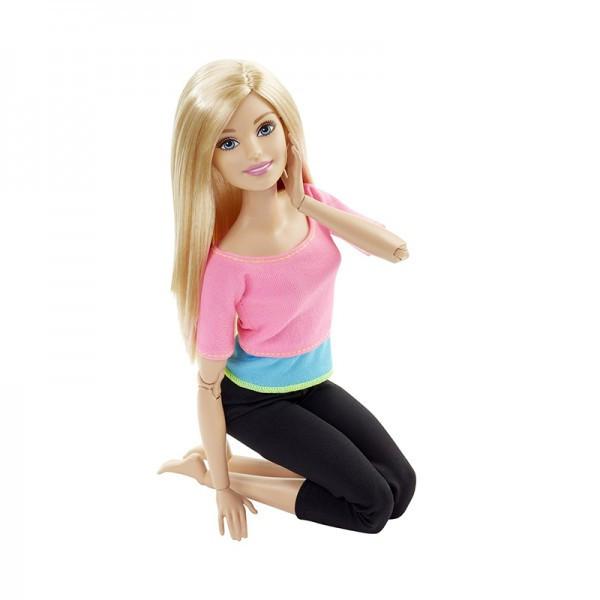 """Barbie """"Безграничные движения"""" Кукла Барби Блондинка в розовом"""