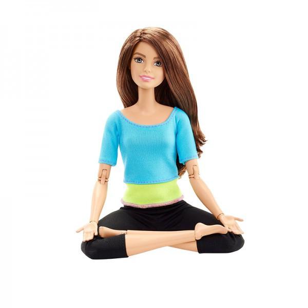 "Barbie ""Безграничные движения"" Кукла Барби Шатенка"