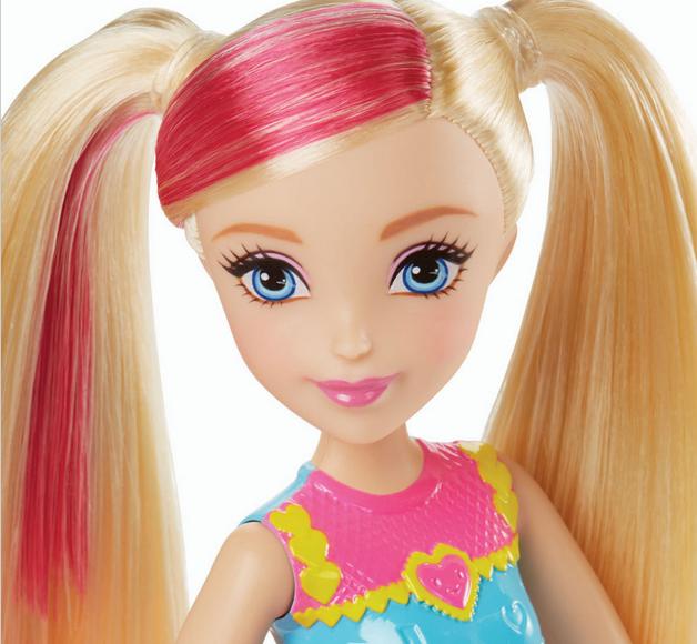 "Barbie ""Виртуальный мир"" Куколка Скейтер"
