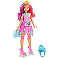 """Barbie """"Виртуальный мир"""" Принцесса (свет, звук), фото 8"""