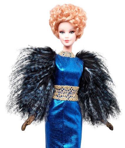 """Barbie """"Голодные игры"""" Коллекционная кукла Эффи Бряк, Барби"""