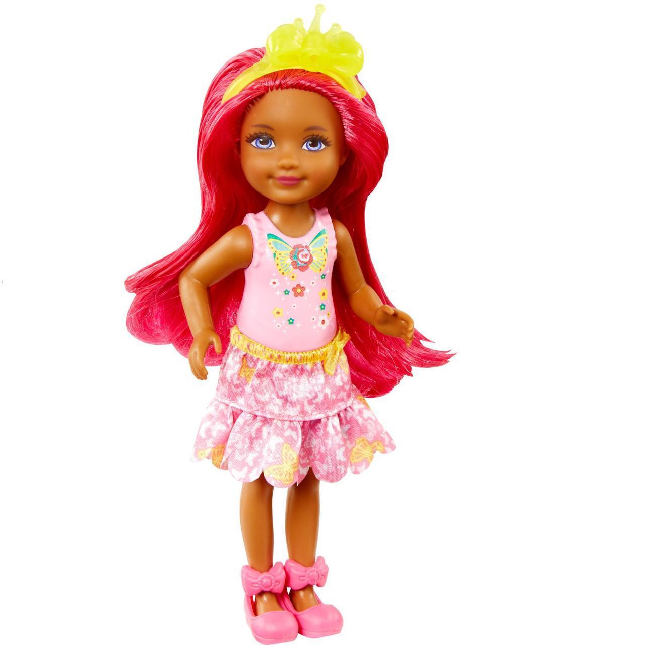 "Barbie ""Дримтопиа"" Кукла Барби Малышка, Розавая"