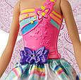 """Barbie """"Дримтопиа"""" Кукла Барби Фея с волшебными крыльями, фото 4"""