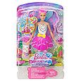 "Barbie ""Дримтопиа"" Кукла Барби Фея с волшебными пузырьками - Стильная, фото 3"