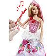"Barbie ""Дримтопия"" Кукла Барби Конфетная принцесса (свет, звук), фото 5"
