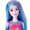 """Barbie """"Звездные приключения"""" Кукла Барби голубая, фото 3"""
