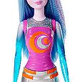 """Barbie """"Звездные приключения"""" Кукла Барби голубая, фото 7"""