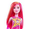"""Barbie """"Звездные приключения"""" Кукла Барби розовая, фото 3"""