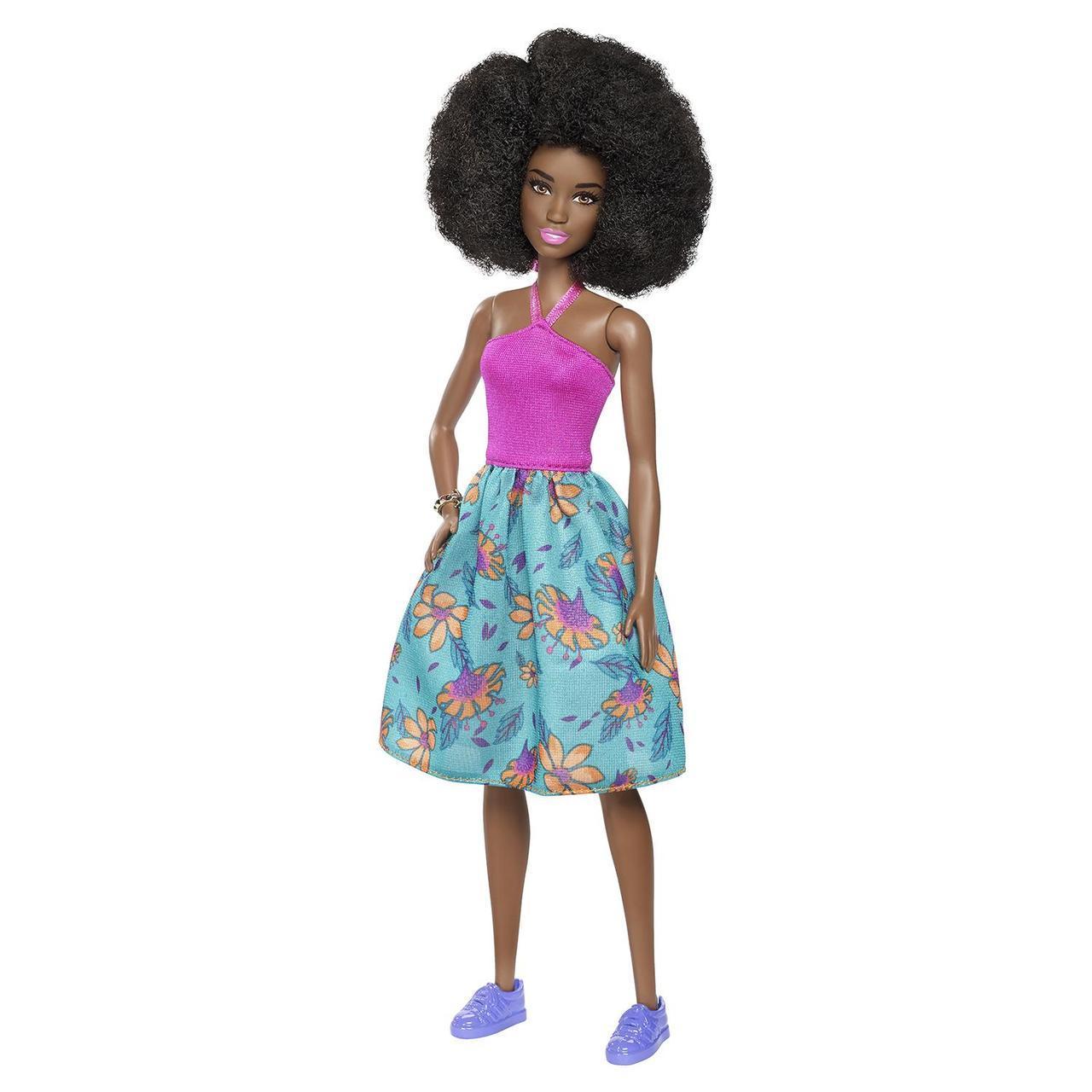 """Barbie """"Игра с модой"""" Кукла Барби - Модница Tropi #59"""