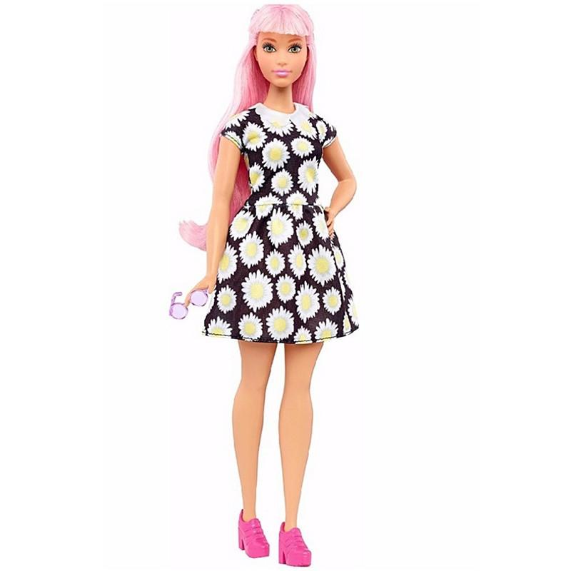 "Barbie ""Игра с модой"" Кукла Барби, Daisy Pop #48 (Пышная)"