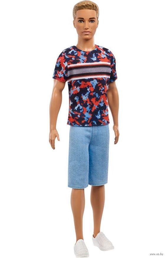 """Barbie """"Игра с модой"""" Кукла Кен #118 (Высокий)"""