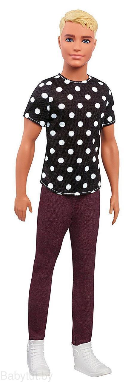 """Barbie """"Игра с модой"""" Кукла Кен блондин #14 (Высокий)"""