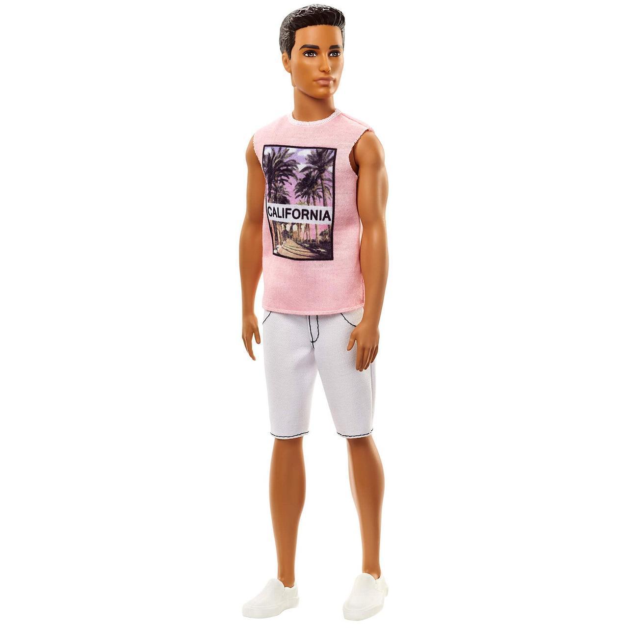 """Barbie """"Игра с модой"""" Кукла Кен Модник, Cali Cool Ken #17 (Высокий)"""