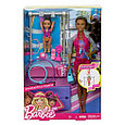 """Barbie """"Кем быть?"""" Игровой набор Barbie """"Гимнастика"""", афроамериканка, фото 2"""