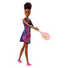 """Barbie """"Кем быть?"""" Кукла Барби - Теннисистка"""