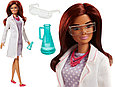 """Barbie """"Кем быть?"""" Кукла Барби - Учёная, фото 2"""