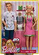 """Barbie """"Кем быть?"""" Набор из 2 кукол Барби и Кен - Повара, фото 5"""