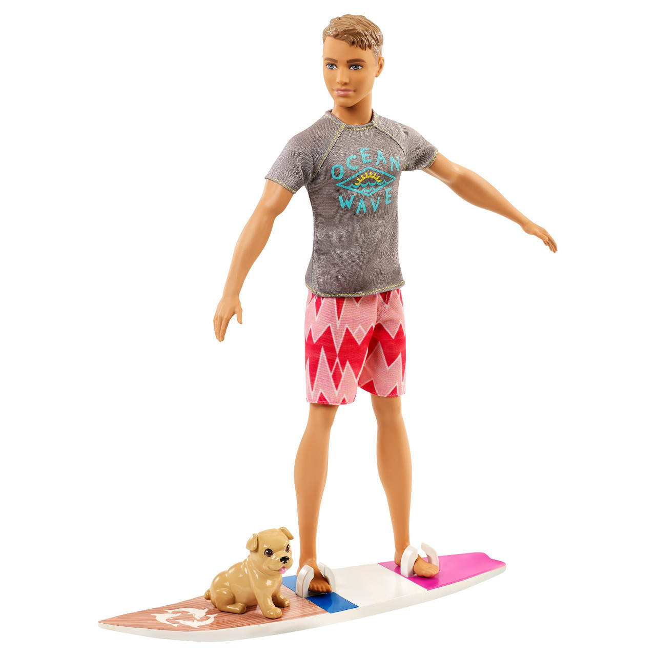"Barbie ""Морские приключения"" Кукла Кен, Барби"