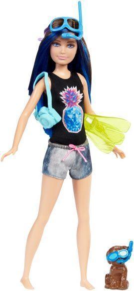 "Barbie ""Морские приключения"" Кукла Скиппер, Сестренка Барби"