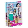 """Barbie """"Профессии"""" Игровой набор """"Кукла Барби Азиатка - Стоматолог"""", Кем быть?, фото 3"""