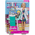 """Barbie """"Профессии"""" Игровой набор """"Кукла Барби Блондинка - Стоматолог"""", Кем быть?, фото 4"""