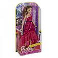 """Barbie """"Розовая изысканность"""" Кукла Барби Шатенка в вечернем платье, фото 2"""