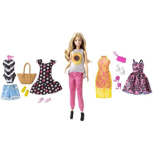 """Barbie """"Розовый паспорт"""" Кукла Барби, Блондинка"""