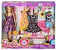 """Barbie """"Розовый паспорт"""" Кукла Барби, Блондинка, фото 2"""