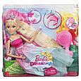 """Barbie """"Роскошные волосы"""" Кукла Блондинка, с длинными волосами, 43 см., фото 5"""