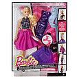 "Barbie ""Сочетай и наряжай"" Кукла Барби Блондинка, фото 2"