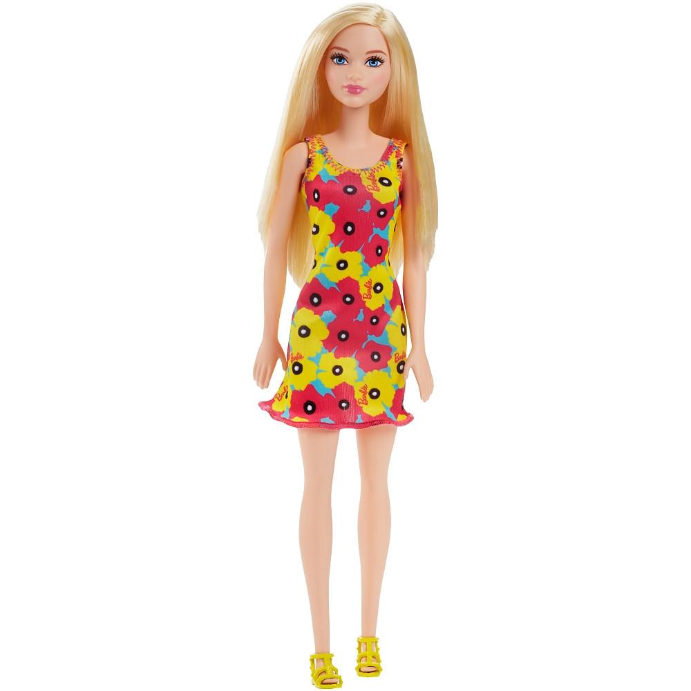 """Barbie """"Стиль"""" Кукла Барби Блондинка в летнем платье"""