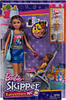 "Barbie ""Шкиппер, Нянечки"" Кукла Барби-Подросток, Шатенка Набор с колячкой , фото 2"