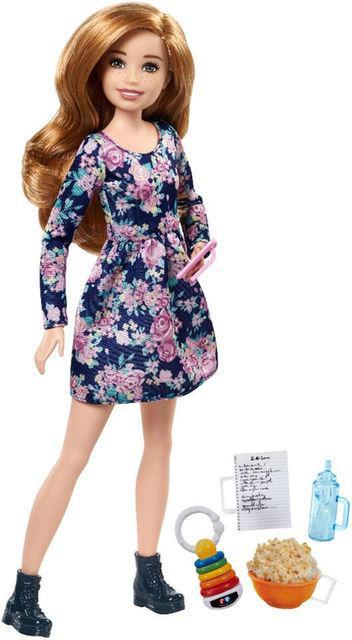 "Barbie ""Скиппер, Нянечки"" Куколка Барби-Подросток"