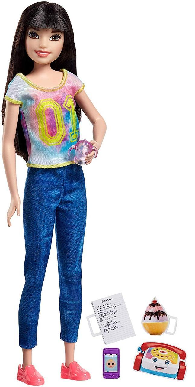 "Barbie ""Скиппер, Нянечки"" Куколка Барби-Подросток, азиатка"