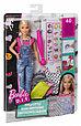 """Barbie """"Эмодзи"""" Кукла Барби Блондинка с аксессуарами, фото 2"""
