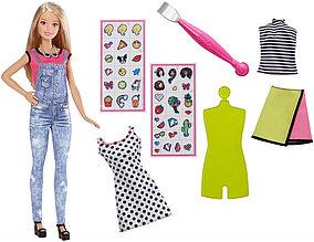 """Barbie """"Эмодзи"""" Кукла Барби Блондинка с аксессуарами"""