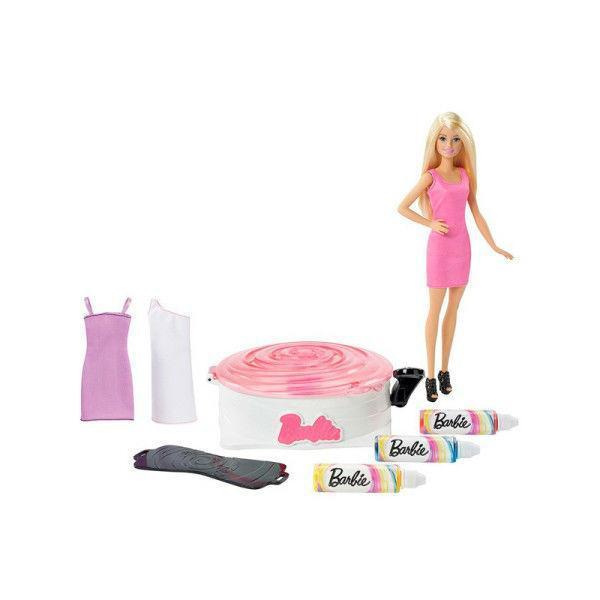 """Barbie Игровой набор """"Арт-дизайнер одежды"""" Барби"""