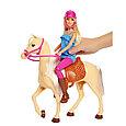 """Barbie Игровой набор """"Барби и лошадь"""", фото 2"""