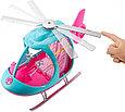 """Barbie Игровой набор """"Вертолет Барби"""", фото 2"""