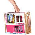 """Barbie Игровой набор """"Двухкомнатный домик Барби"""", фото 6"""