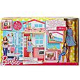 """Barbie Игровой набор """"Двухэтажный дом"""" с куколкой Барби, фото 5"""