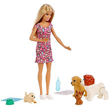 """Barbie Игровой набор """"Детский сад для щенков"""", Барби"""
