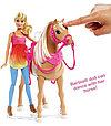 """Barbie Игровой набор """"Кукла Барби и танцующая лошадка"""" (звук), фото 3"""