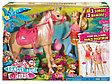 """Barbie Игровой набор """"Кукла Барби и танцующая лошадка"""" (звук), фото 4"""