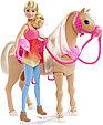 """Barbie Игровой набор """"Кукла Барби и танцующая лошадка"""" (звук), фото 5"""